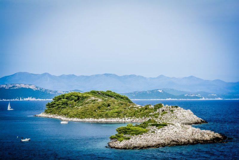 Saplnuara, The Mljet Island