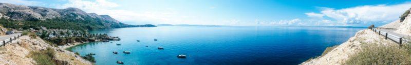 Škrila Sunny Camping The KrK island