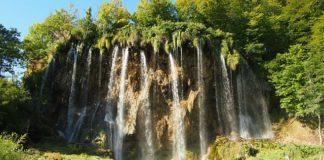 Veliki Slap - A 78-meter high waterfall is the highest in all of Croatia!