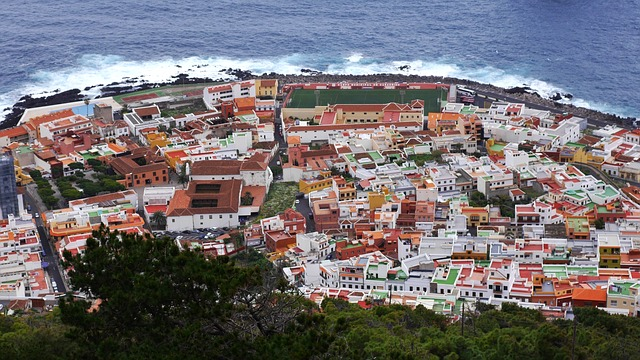 Tourist guide to interesting places in Tenerife
