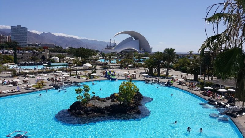 Tenerife aqua parks - fun for the whole family, but not only!