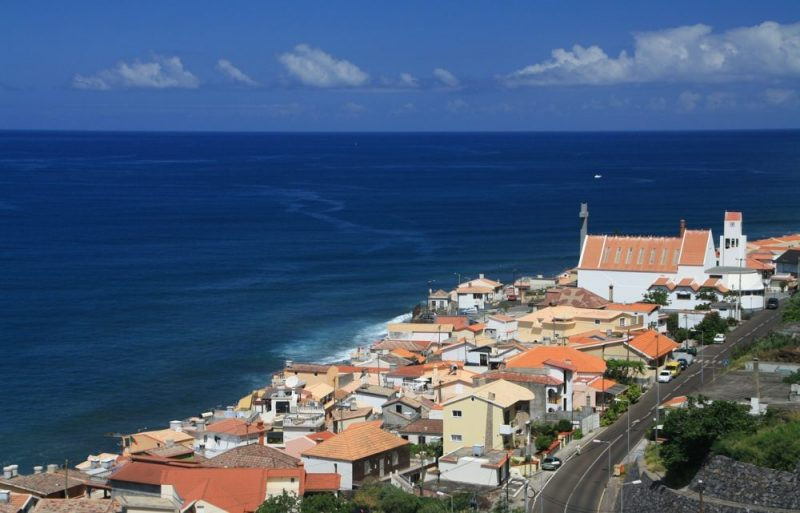 Accommodation prices in hotels and hostels in Madeira