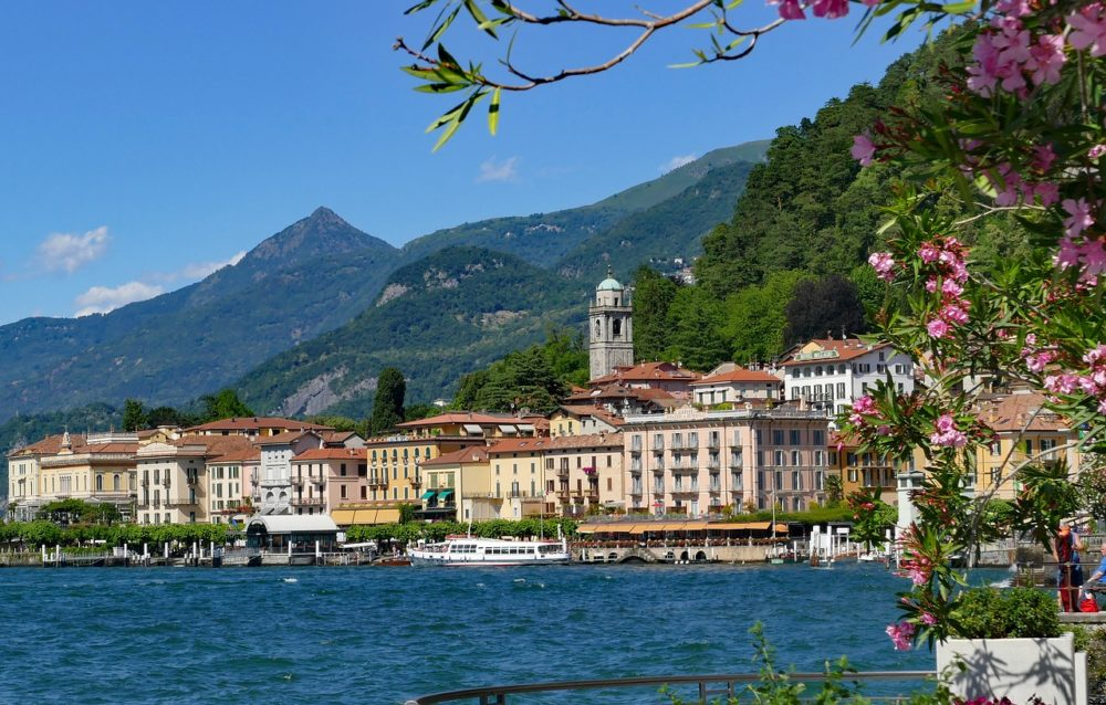 Weather and beaches of Lake Como / Where can you swim and are the beaches paid?
