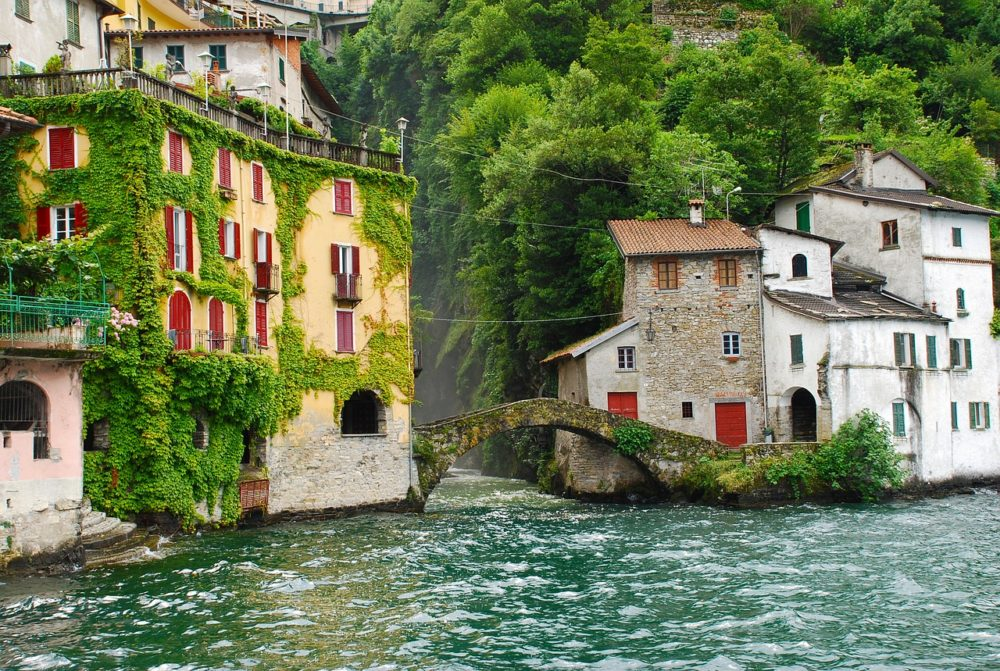 Tourist attractions at Lago di Como / What to see and visit? Where are the interesting places?