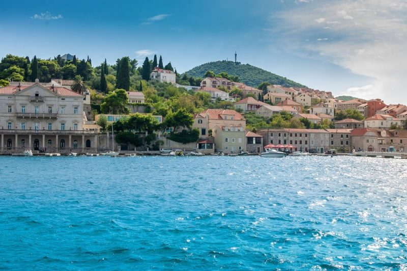 Accommodation prices in Croatia
