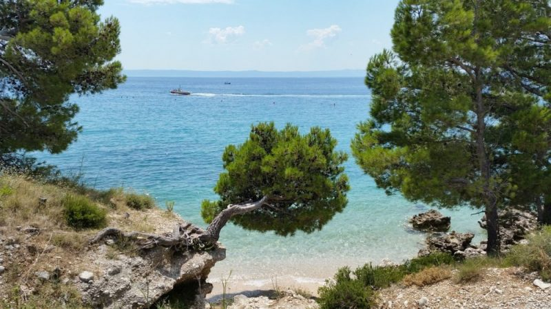 Weather and water temperature on the Makarska Riviera / Check when to go to Makarska.