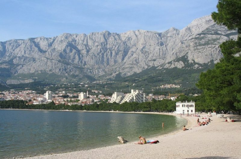 Beaches on the Makarska Riviera / The most beautiful, longest, sandy - Choose your place.