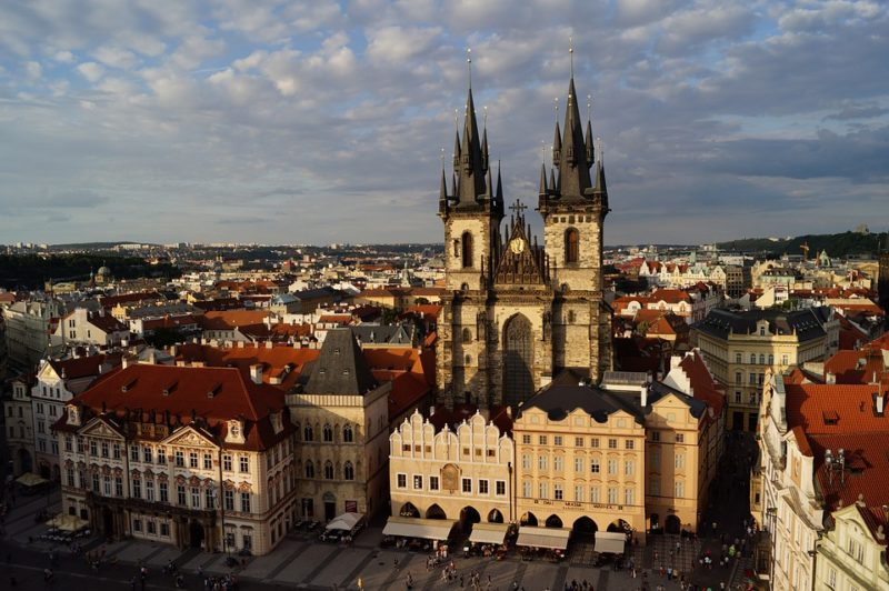 Prague tourist attractions / What attractions should you visit while in Prague? Tourist guide.