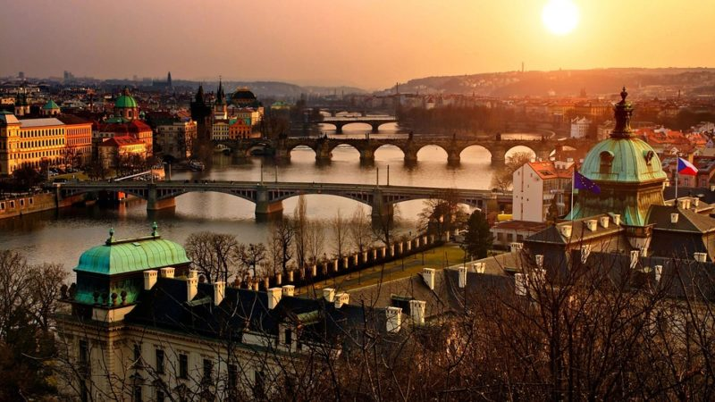 The most important monuments in Prague.