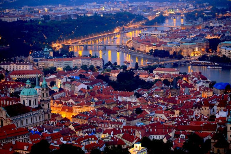 Interesting places in Prague / See what places to visit and visit while on vacation in Prague.