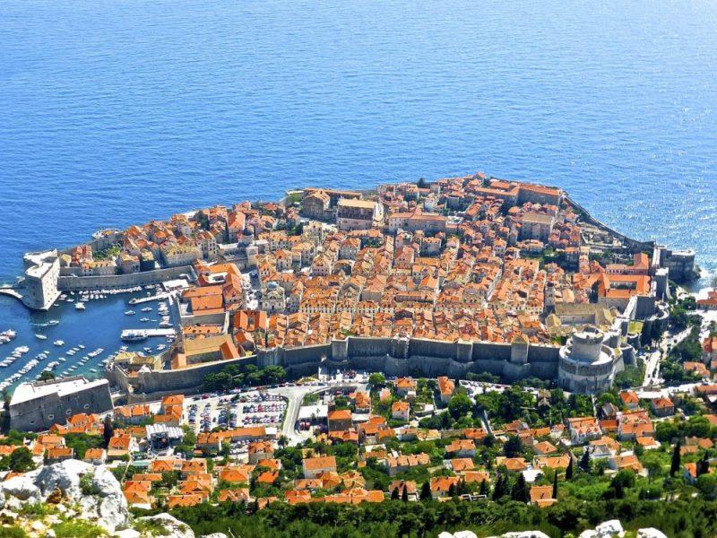 Croatian Adriatic Sea is always warm!