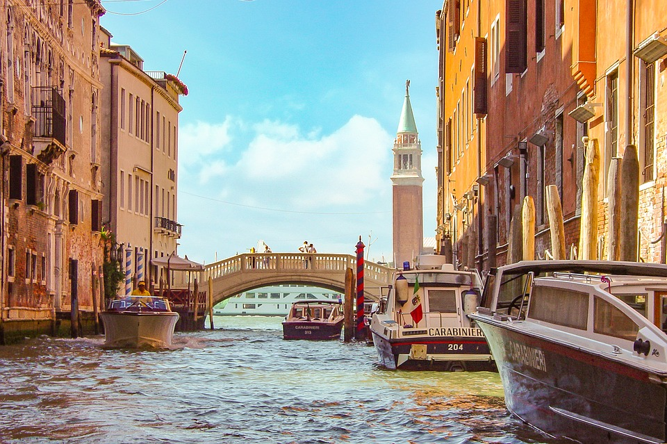 Weather in Venice: April, May, June, July, August, September, October.