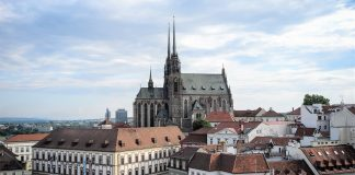 Cathedral of St. Peter and Paul in Brno / Brno and surroundings / What is worth seeing and visiting?