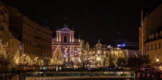Capital of Slovenia