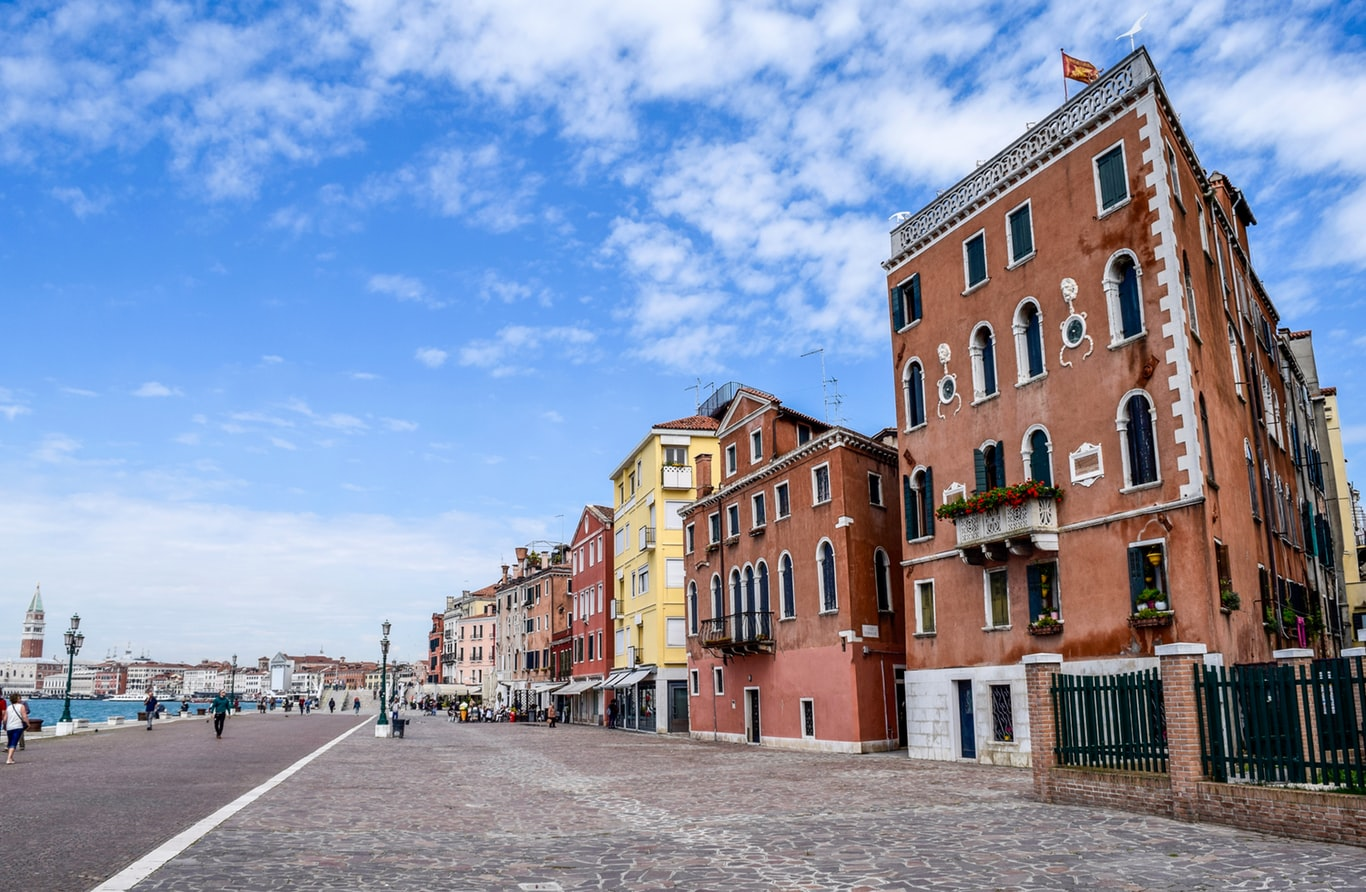 Accommodation prices in Venice