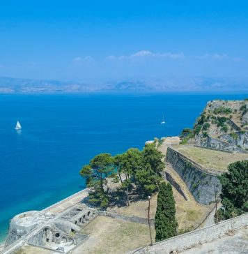 Optional trips to Corfu