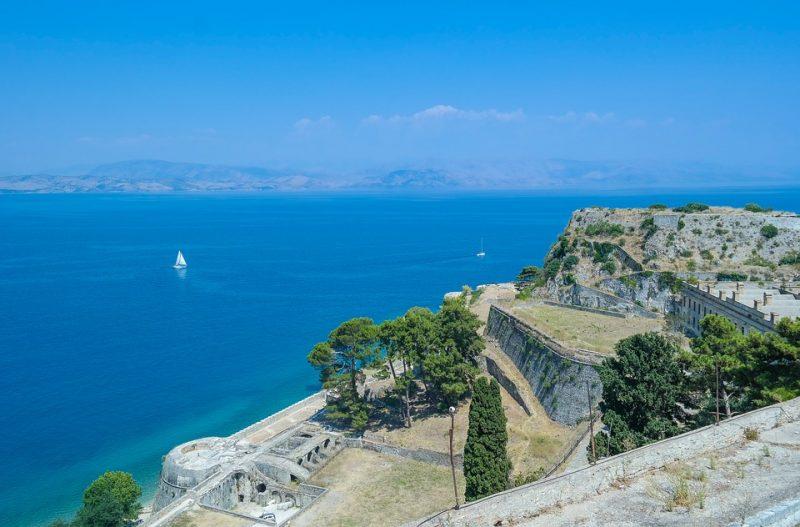 Optional trips to Corfu