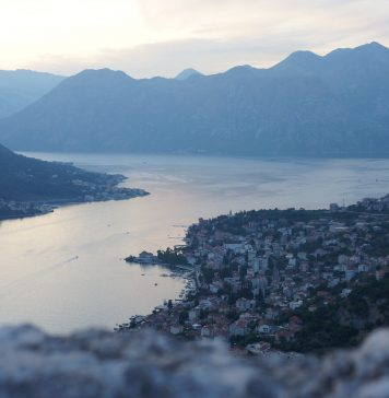 The most beautiful sandy beaches of Kotor.