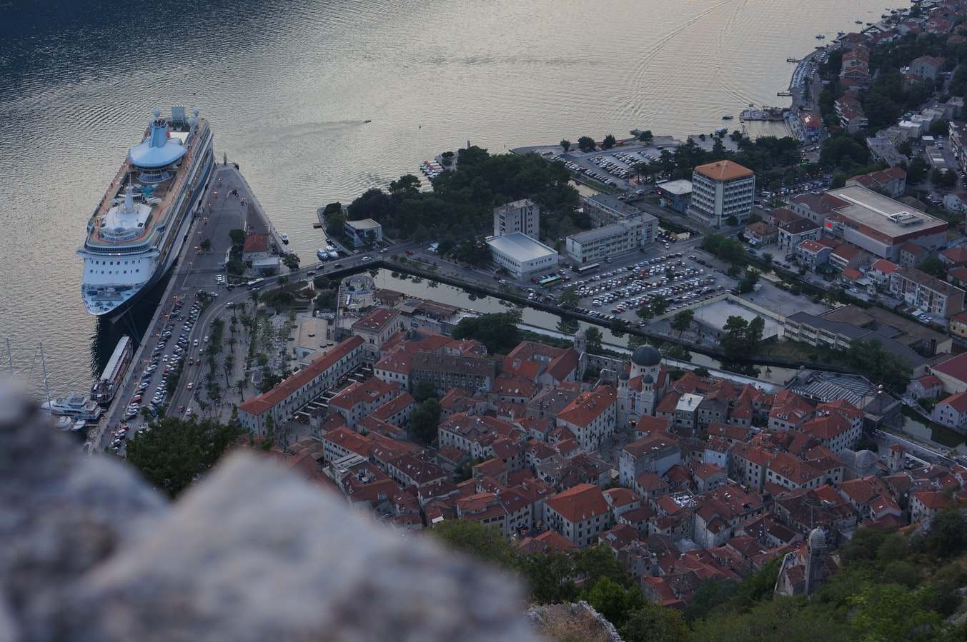 Prices in Kotor: Accommodation, restaurants, attractions.
