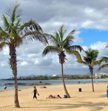 Optional tours on the island of Lanzarote