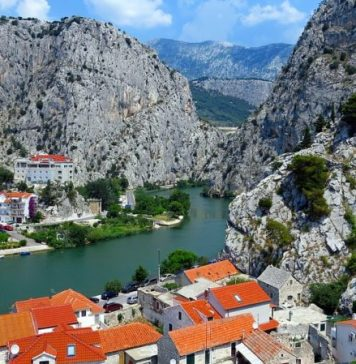 Interesting places in Omiš