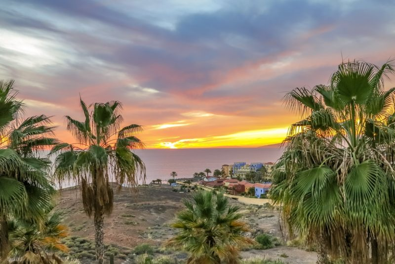 First minute holidays in Tenerife / Travel agency offers