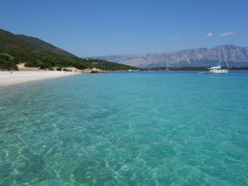 Beautiful and sandy beaches in Lefkada / Ranking of the most popular and the most beautiful beaches on the island!