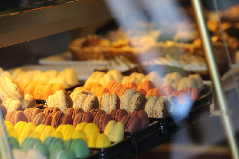 Prices of sweets and desserts in Slovakia