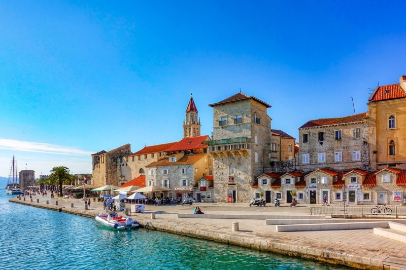 Trogir and its tourist attractions. What is worth seeing and visiting? Sights and interesting places.