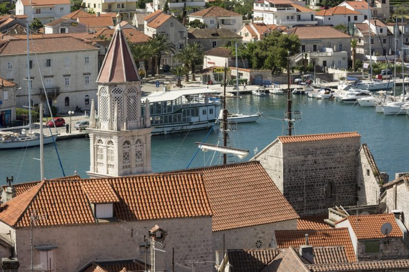 Trogir / Sights, tourist attractions and city tour.