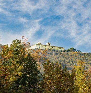Visiting Monte Cassino