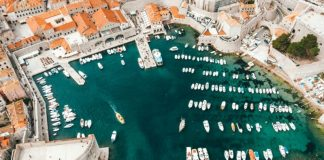 Dubrovnik: prices of food, drink, cigarettes, alcohol in stores and bars.