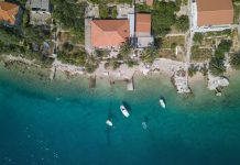 Beaches of Baška Voda / The most beautiful, sandy and for families with children.