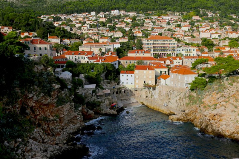 The best and most beautiful beaches in Dubrovnik
