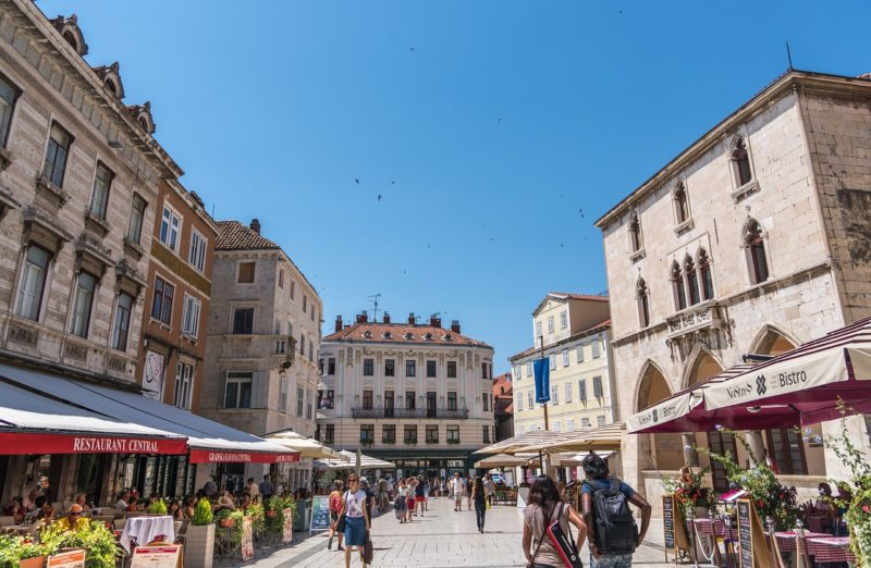 Split / Tourist attractions, interesting places and monuments / What to see and visit in Split?