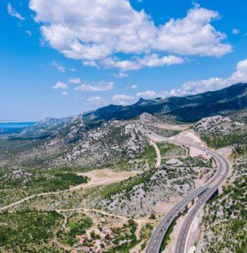 Albanian highways