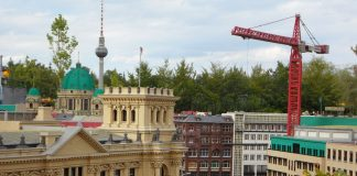 Legoland in Berlin / What is worth seeing in Berlin with children?