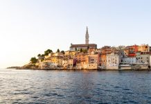 Rovinj tourist attractions, interesting places and monuments that are worth seeing and visiting.