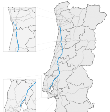 Highways in Portugal