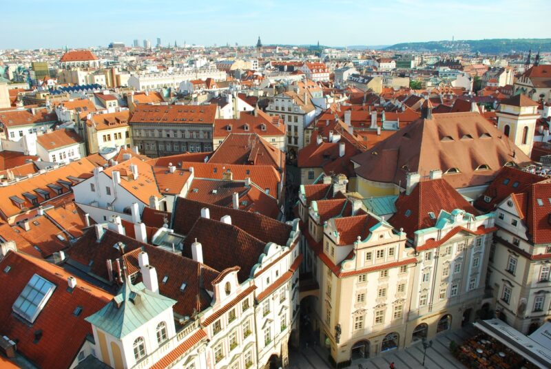 Prague over the weekend / What is worth seeing and visiting while spending the weekend in Prague? Prague in 2 days.
