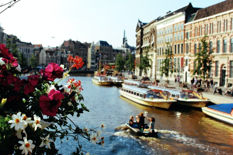 Amsterdam / Herengracht, Keizersgracht and Prinsengracht canals