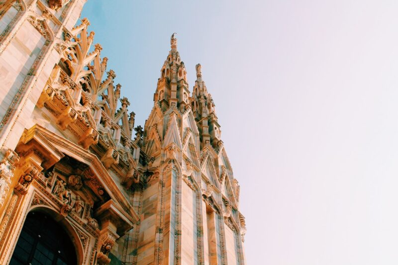 Tourist attractions in Milan / Monuments and interesting places