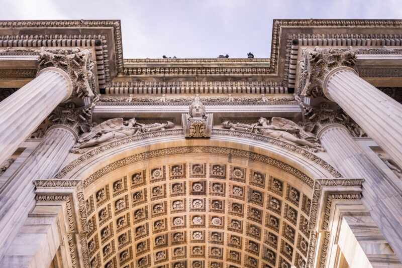 Sights of Milan / Interesting places, attractions and everything that is worth seeing and visiting in Milan