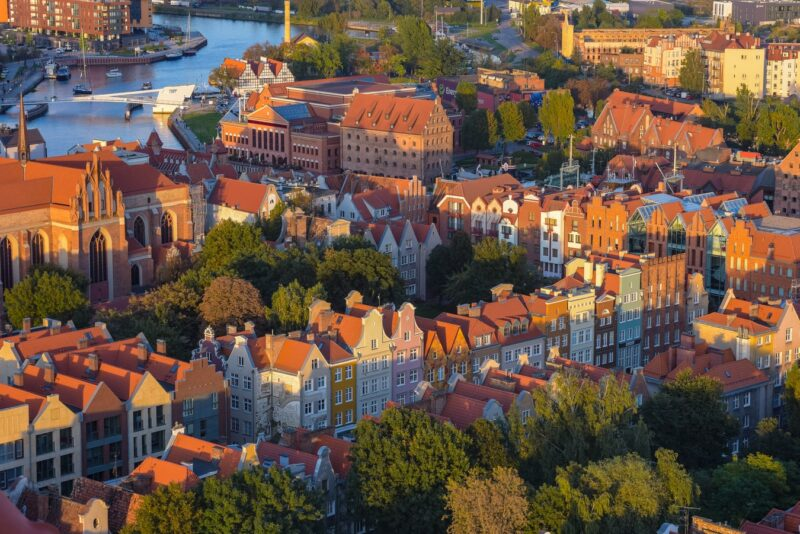 Gdańsk attractions / The biggest, the most interesting and the most important tourist attractions in Gdańsk.