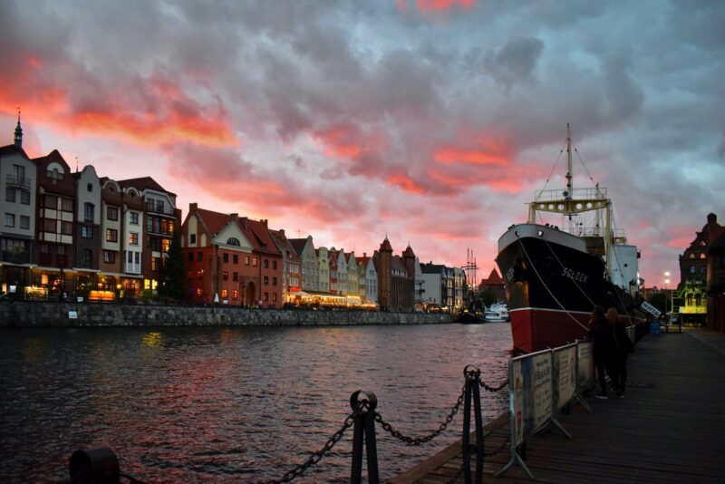 Gdańsk tourist attractions / Monuments and interesting places