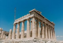 Athens monuments / The greatest and the most interesting / Attractions and interesting places