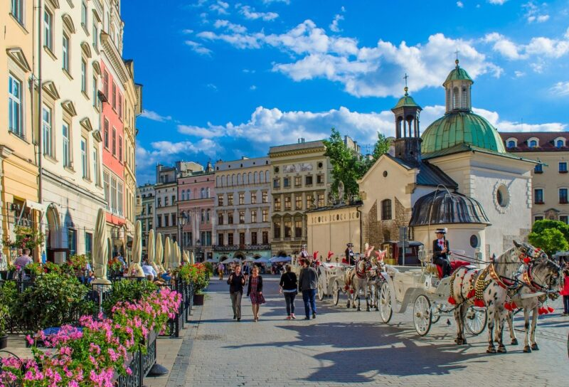Tourist attractions in Krakow / Interesting places, monuments / What is worth seeing and visiting in Krakow?