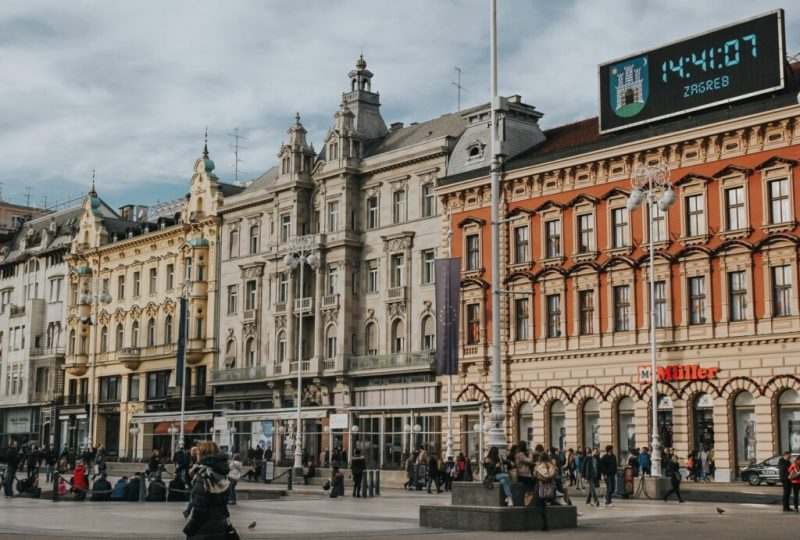 Zagreb tourist attractions / Interesting places and monuments worth seeing and visiting in Zagreb.