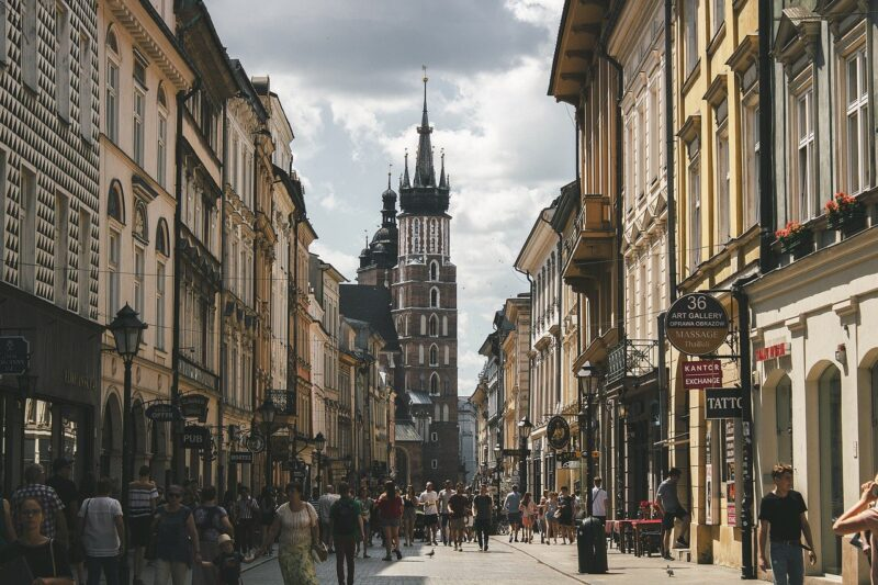 Interesting places in Krakow / What waeto see and visit? Monuments and tourist attractions in Krakow