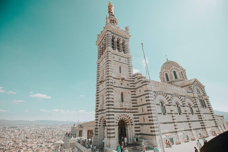 Marseille interesting places / Tourist attractions and monuments
